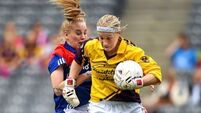 Wexford take All-Ireland Ladies Junior Football title