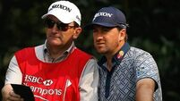 McDowell sets the pace in Shanghai