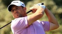 Westwood fades as Garcia challenges