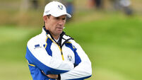 Harrington: Looks like USPGA 'have chosen a friend' as Ryder Cup captain