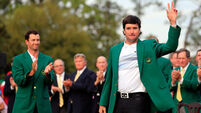 VIDEO: Four moments to set you up for the drama of the Masters