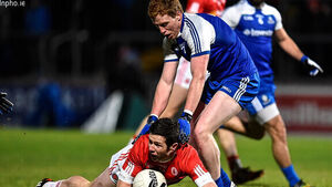 Monaghan shock Tyrone with seven-point win, despite floodlight failure