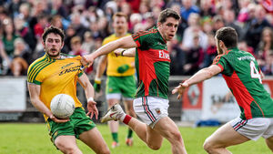Injury-time point secures Donegal a semi-final place