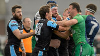 Connacht tumble to five-try defeat at the hands of Glasgow