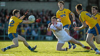 Tyrone hold off Roscommon surge to progress to U21 Football final