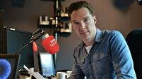 Cumberbatch: Acting is a game for life
