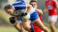 Late miss hands Cork victory at Castleblayney