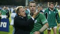 'My son had gone to bed with a migraine he was so stressed after the Ireland game. He was ten'