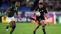 Rugby World Cup Newsletter - All Blacks and Springboks a daunting proposition