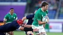 Ireland's win over Scotland in 60 seconds