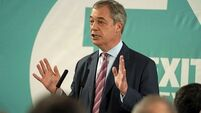 Brexit Party will not fight seats won by Tories in 2017, Nigel Farage announces
