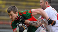 Mayo unable to break Red Hands' defence