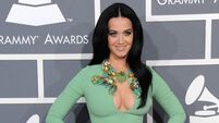 Katy Perry leads MTV nominations