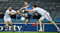 Late goal gives Dublin a draw against Tyrone