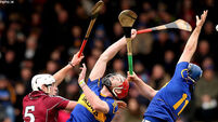 Controversial goal sets up Tipp win over Tribesmen