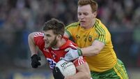 Donegal victory over Cork in Ballyshannon