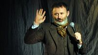 Would you climb the highest mountain to see Tommy Tiernan? Well here is your chance