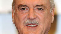 Cleese opens up about difficult relationship with 'tyrant' mother