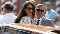 Clooney and Alamuddin make marriage official