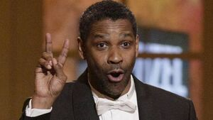Denzel: I'm not trying to be next Bond