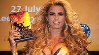 Katie Price planning to sell her used breast implants