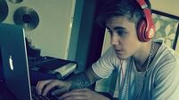 Bieber on 'mission' to learn how to spread the word of God