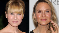 Renée Zellweger's change is due to a more fulfilling life?