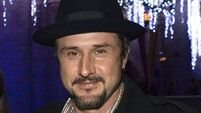 WATCH: David Arquette and Christine McLarty's row caught on tape