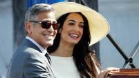 George and Amal to wed again later this month
