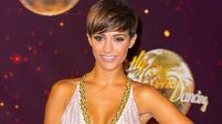 Strictly star Frankie injures ankle