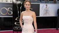 First look at the photo of Jennifer Lawrence you're gonna want to see