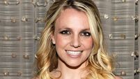 Spears happy with the single life