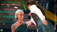 Tartan turbulence for Strictly star Murray