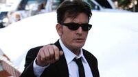 Charlie Sheen wants to be one of the men again