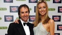 Rosanna Davison was encouraged into Playboy by her Dad Chris de Burgh