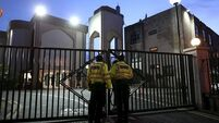 Muslims 'looking over their shoulders' after London mosque stabbing