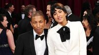 Pharrell likes to surround himself with 'sensitive people' like women