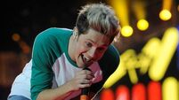 Mullingar gold club made Niall Horan a lifetime member for Christmas