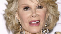 Joan Rivers 'on life support', say reports