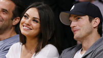 First pictures of Kutcher-Kunis daughter Wyatt leaked online