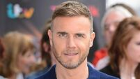 Barlow to become wedding singer for three of his biggest fans