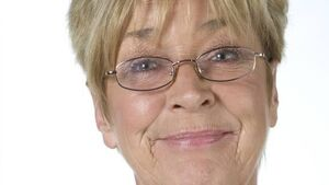 Anne Kirkbride's funeral took place yesterday