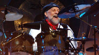 Fleetwood Mac halt gig after drummer falls ill