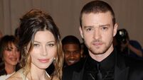 Biel and Timberlake welcome new baby