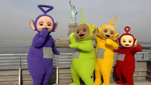 Horrocks to voice Teletubbies phone