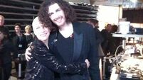 WATCH: Hozier and Annie Lennox's Grammys performance