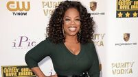 Winfrey preserves 'personal vibration' by writing in gratitude journal