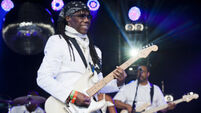 Chic & Nile Rodgers announce Irish gigs