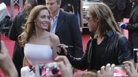 Chickenpox means Jolie misses film premiere