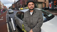 Taxi driver endures knife horror in Christmas Day robbery